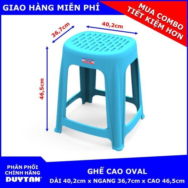 Ghế Cao Oval Duy Tân. giá rẻ