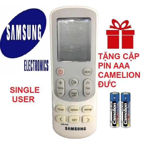 Remote máy lạnh SAMSUNG Single user - Điều khiển điều hòa SAMSUNG - ĐIỆN TỬ TUỆ LÂM
