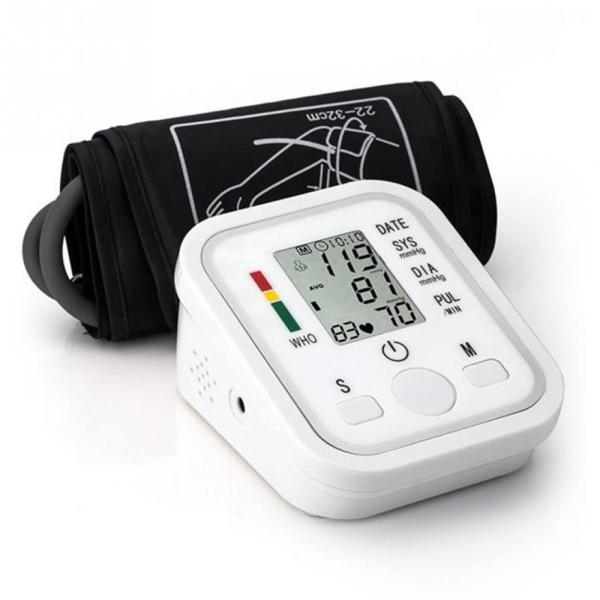 [Top bán chạy] Mua ngay Máy đo huyết áp Arm Style thông minh, có giọng nói, máy đo huyết áp cổ tay, bắp tay tự động, đo chính xác, dùng cho gia đình và cơ sơ y tế. BH 1 ĐỔI 1 bán chạy
