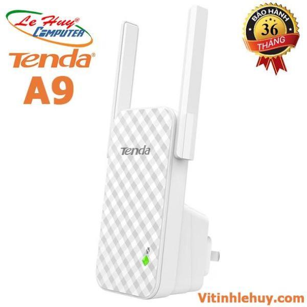 Bảng giá Bộ kích sóng - nối sóng Wifi Tenda A9 300Mbps tiêu chuẩn Phong Vũ