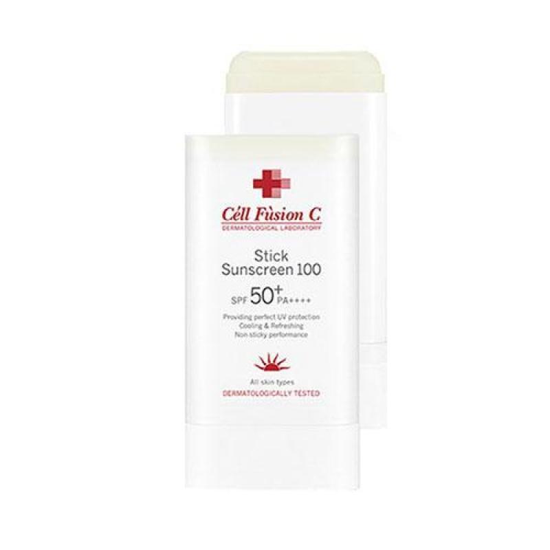 Sáp Chống Nắng Dạng Thỏi Cho Mọi Loại Da Cell Fusion C Stick Sunscreen 100 SPF50+/ PA++++ #19g nhập khẩu