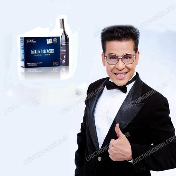 Lược nhuộm tóc thông minh Tengyn 2019 cao cấp