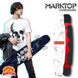 Ván trượt Longboard Marktop siêu xịn chuyên nghiệp (rộng 24cm dài 117cm) thumbnail