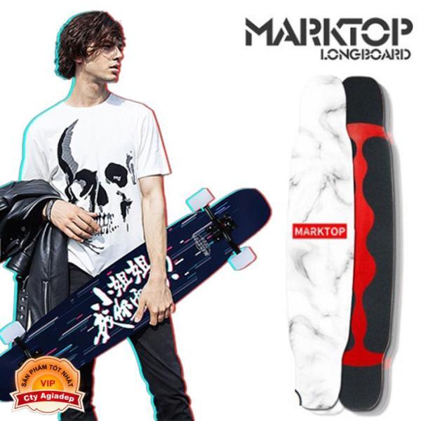 Giá bán Ván trượt Longboard Marktop siêu xịn chuyên nghiệp (rộng 24cm dài 117cm)