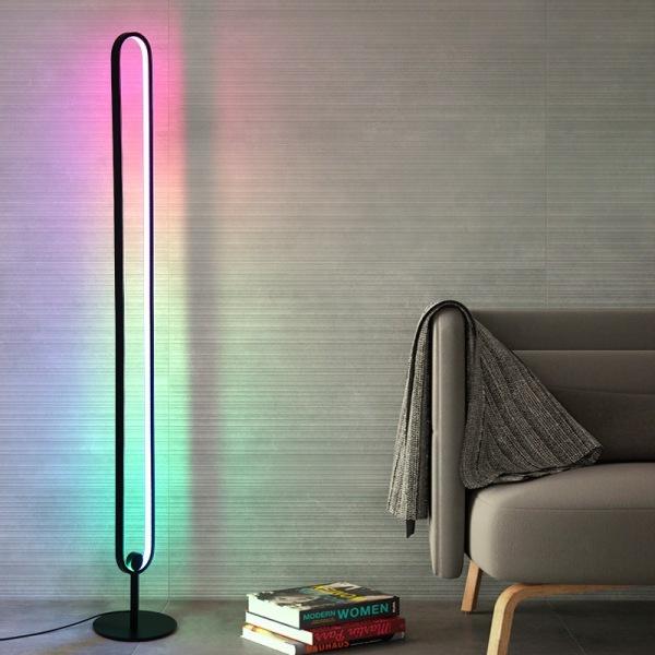 [Đèn Led cây RGB 2021] Trang Trí Phòng Khách, Phòng Ngủ, Phòng Game kèm điều khiển