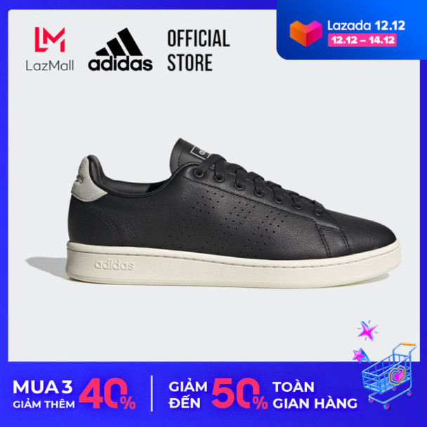 adidas TENNIS Giày Advantage Nam Màu đen FV8501 giá rẻ