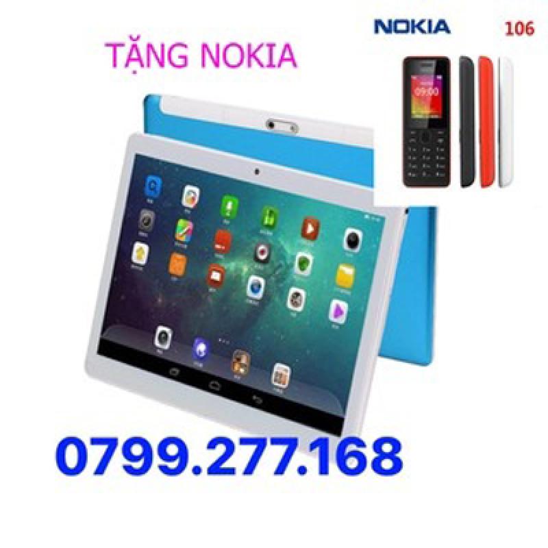 Máy thính bảng  ZA668 Ram6G Tặng bao da bàn phím & Điện thoại Nokia chính hãng