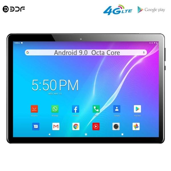 【Hàng mới về】 Máy tính bảng BDF S10 10.1 inch IPS 1920x1200 Unisoc SC9863A RAM 8GB ROM 128GB Máy tính bảng Android 10.0 Hỗ trợ Thẻ TF / Bluetooth 5.0 / WIFI kép / OTG / GPS / Hai SIM 4G Máy tính bảng Gọi điện thoại Máy tính bảng