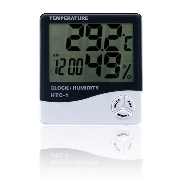 Máy đo độ ẩm, nhiệt độ HTC1 cao cấp