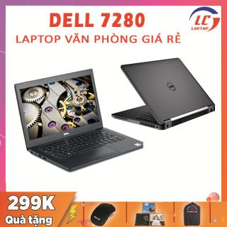 [Trả góp 0%]Laptop Chơi Game Pin Trâu Dell Latitude 7280 i5-6300U VGA Intel HD 520 Màn 12.5 inch HD Laptop Dell thumbnail