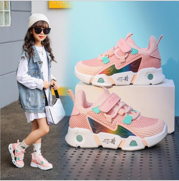 Giá bán Giày bé gái siêu nhẹ cao câp - QN332N