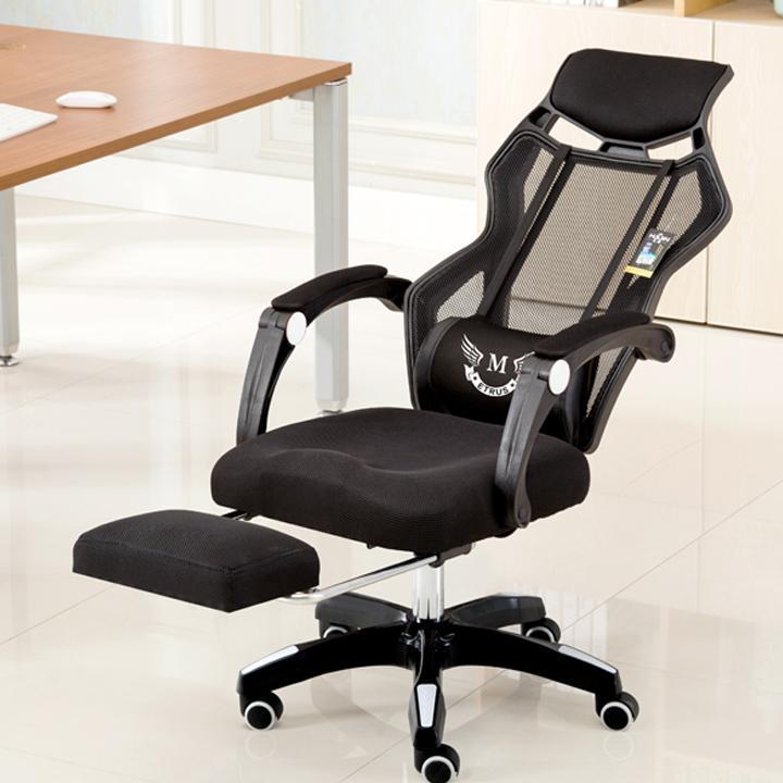 Ghế gaming, Ghế xoay văn phòng ngả lưng duỗi chân,Ghế chơi game ngả lưng duỗi chân CM909 - Ghế cho game thủ - Ghế văn phòng giá rẻ