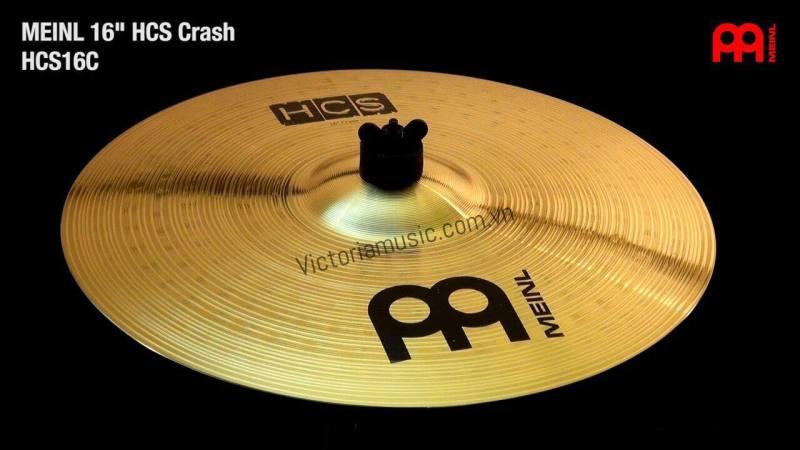 Cymbal Meinl HCS 16 inch