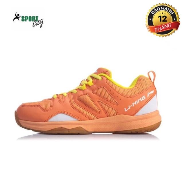 Giày cầu lông Lining AYTQ038 cao cấp, dành cho nữ - Giầy chơi cầu lông - Giầy thể thao nữ giá rẻ