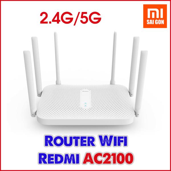 Bảng giá Bộ phát Wifi Router Wifi Redmi AC2100 ( 6 anten ) Phong Vũ