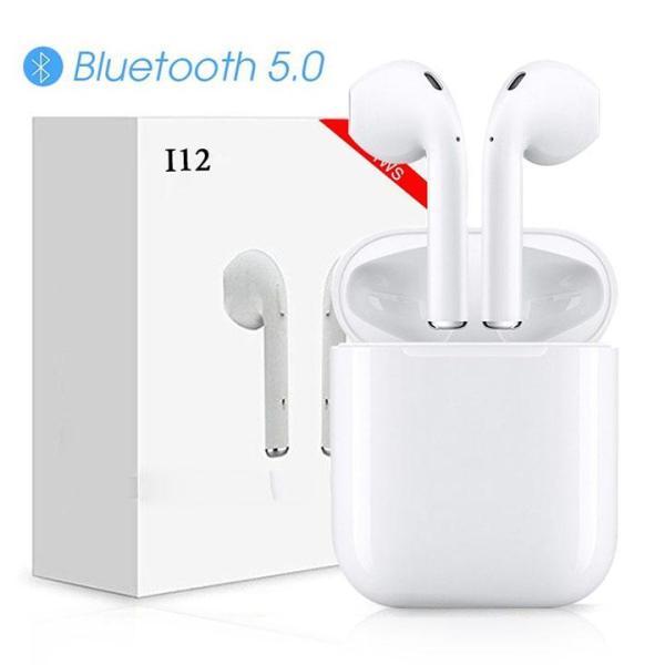 Bảng giá Tai Nghe Không Dây Bluetooth Mini Cảm Ứng I12 Niceshop - Pk136 Phong Vũ
