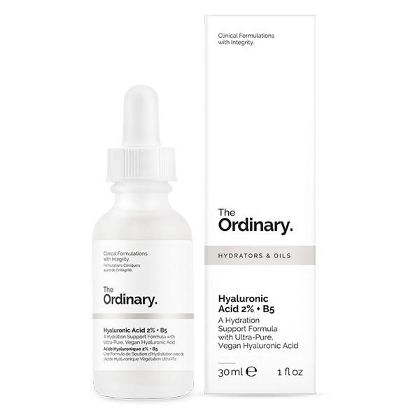 Tinh chất cấp ẩm phục hồi da The Ordinary Hyaluronic Acid 2 % + B5 30ml