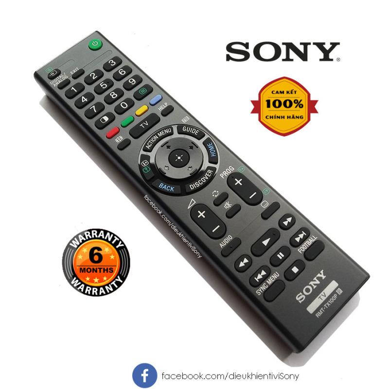 Bảng giá Remote điều khiển TV Sony RMT-TX100P chính hãng