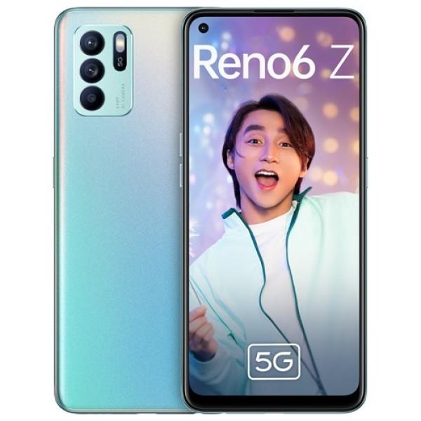 Điện Thoại Oppo Reno6 Z 5G - Hàng Chính Hãng