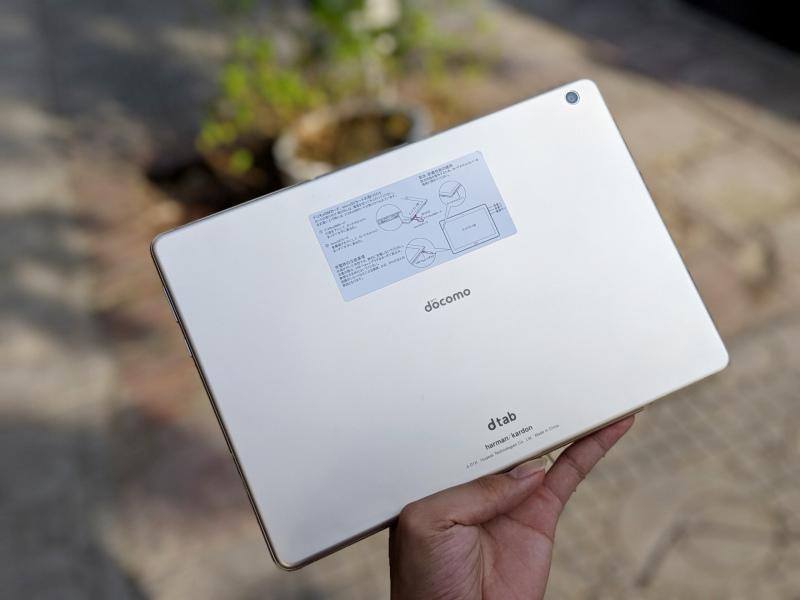 Máy tính bảng WaterPlay 10 inch ( Dtab D01K ) - CHống nước, 4 Loa Harman Kardon   Kịch độc tại ZinMobile
