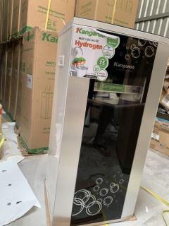 Máy lọc nước RO Kangaroo VTU KG100HA 9 lõi,100% Chính Hãng Bảo hành 12 tháng tận nhà, Cung cấp Hydrogen chống gây lão hóa, bổ sung khoáng Công suất lọc của máy lọc nước mạnh mẽ đạt tới 20 lít h thumbnail