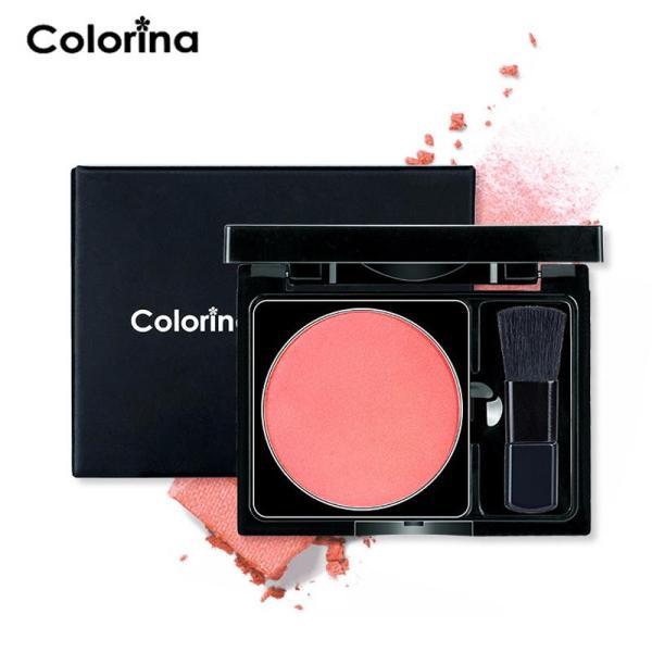 Phấn má hồng COLORINA dạng nén mềm mịn lâu trôi cực cá tính phấn má tạo khối XP-SPU030 tốt nhất