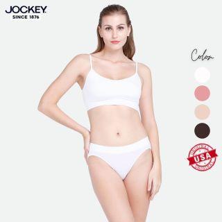 Quần Lót Nữ Jockey Dáng Bikini Seam Free Kháng Khuẩn Cao Cấp - JMLB9439 thumbnail