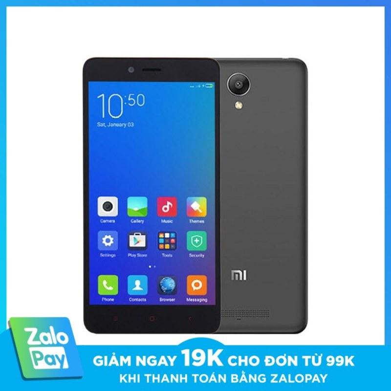 Điện Thoại Thông Minh Smartphone Xiaomi Redmi Note 2 (2GB-16) Xám - Chơi Liên Minh OK