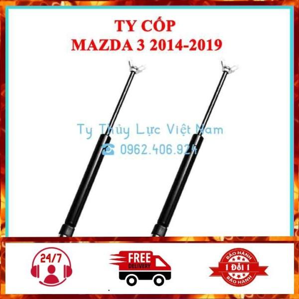 [Mazda 3 2014-2021] Bộ Ty Thủy Lực, Ben Hơi, Ty Cốp Sau Cho Xe Mazda 3 2014-2021