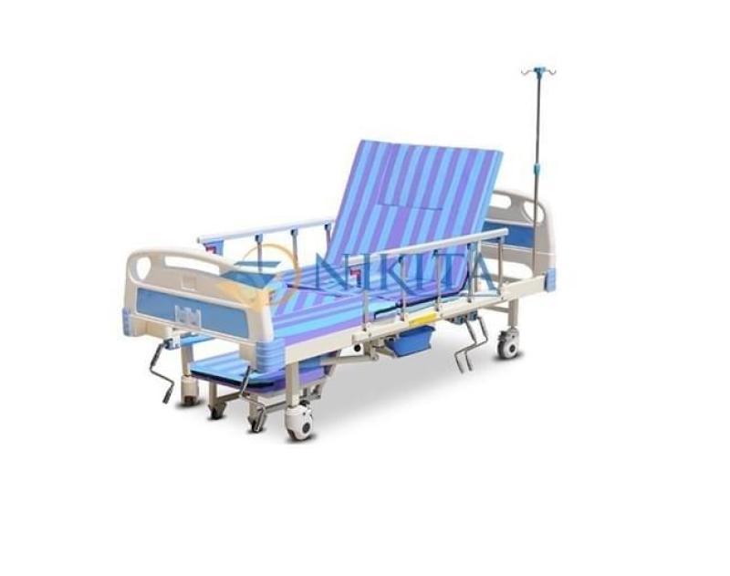 Giường y tế cơ 2 chức năng Nikita DCN02  NKT-CS19 YTMB