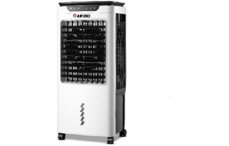 Quạt điều hòa không khí Rapido 6000D,công suất 80W 6.000m3/h ,Hàng chính hãng