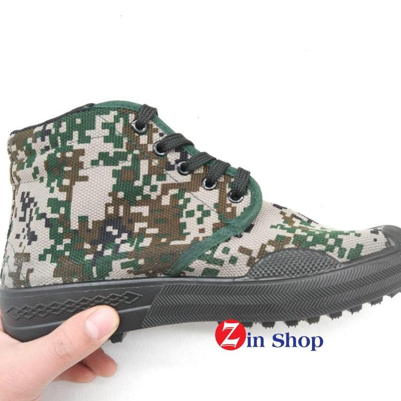 Giày cao cổ để leo núi, đi rừng, giày đặc công, giày phượt thủ cặp đôi dành cho cả nam và nữ (size từ 36-44) giá rẻ
