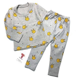 Bộ Quần Áo Trẻ Em In Hình Thỏ Vàng 7-19kg Thảo Nguyên Kids thumbnail