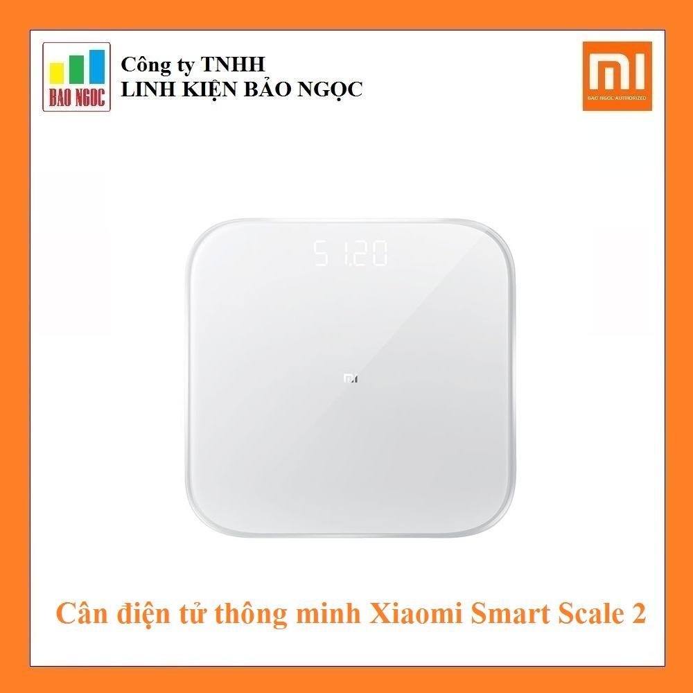 Cân điện tử thông minh Xiaomi Smart Scale 2 cao cấp