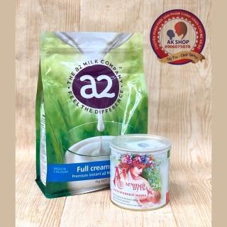 Combo lợi sữa Nga và sữa tươi bột A2 thumbnail