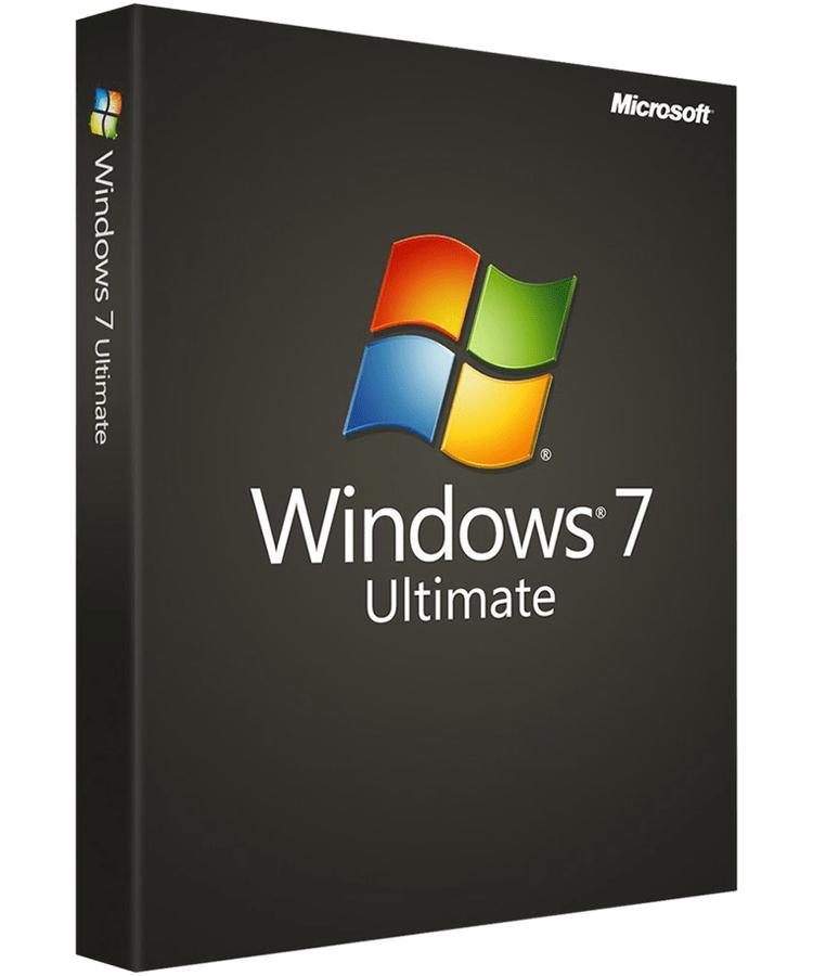 Windows 7 Ultimate - Key kích hoạt