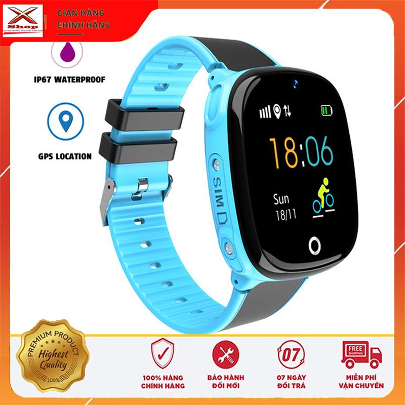 Đồng hồ thông minh trẻ em HW11, đồng hồ định vị trẻ em, lắp sim nghe gọi 2 chiều, bảo vệ bé, chống nước ip67, pin siêu khủng, smartwatch, đồng hồ nghe gọi, đồng hồ trẻ em, đồng hồ định vị