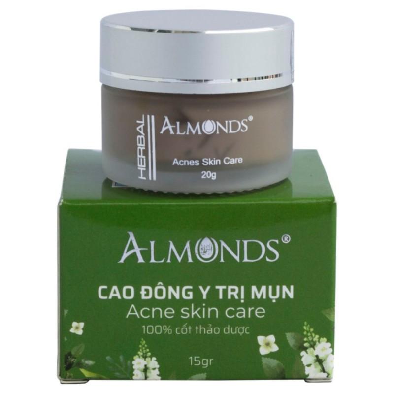 [HCM]Cao đông y trị mụn Almonds -Acne Skin Care (15GR) giá rẻ