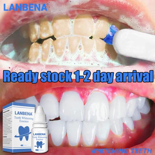 LANBENA TRẮNG RĂNG Teeth Clean Spot Cleaning LÀM SẠCH RĂNG Teeth Whitening TRẮNG RĂNG Teeth White Intensive Whitening Treatment