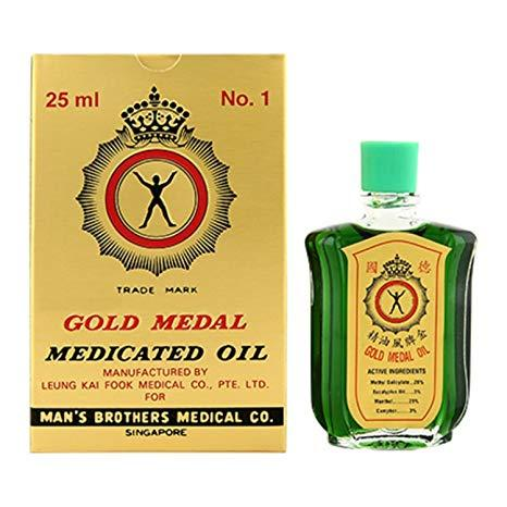 Dầu xanh gold medal nhập khẩu