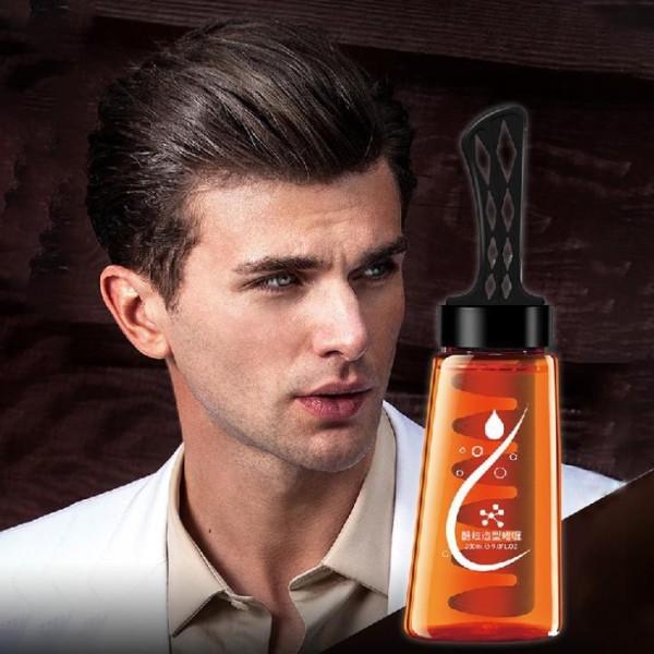 Gel vuốt tóc nam cao cấp chai 280ml kèm lược tiện dụng thân thiện với mọi loại tóc giá rẻ