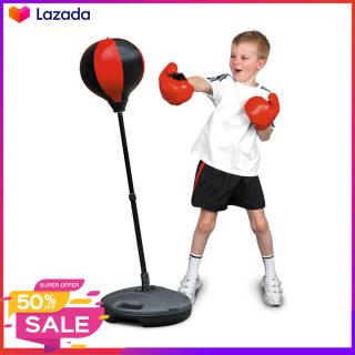 Đồ chơi đấm bốc boxing rèn luyện sức khỏe và thể lực cho bé, đồ chơi thể thao giúp bé phát triển thumbnail