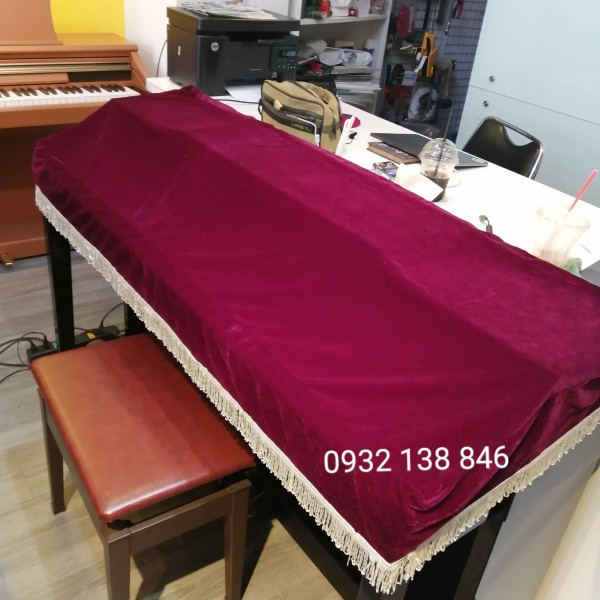 KHĂN PHỦ ĐÀN PIANO ĐIỆN CLAVINOVA CLP- 440