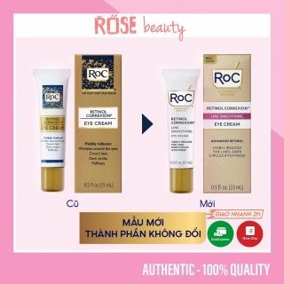 [Mã SKAMPUSHA9 giảm 8 đơn 250K] Kem dưỡng mắt RoC Retinol Correxion Eye Cream chống lão hóa 15ml thumbnail