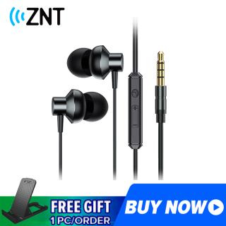 [Hot deal] Tai nghe có dây ZNT R620 3.5mm chất lượng cao có micro - INTL thumbnail