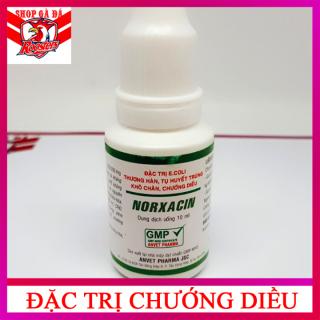 Norxacin 10ml-Nhỏ Miệng Cho Gà Chướng Diều Ăn Không Tiều thumbnail