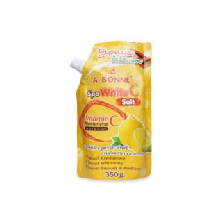 Muối tắm sữa bò tẩy tế bào chết A Bonne Spa Thái Lan - Vitamin C (350 gr) thumbnail