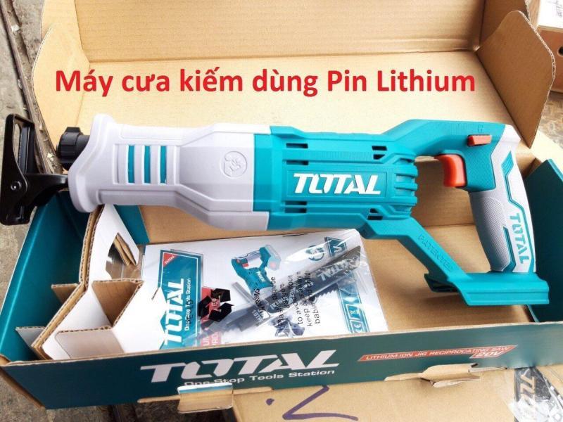 20V Máy cưa kiếm dùng pin Total TRSLI1151 (KHÔNG KÈM PIN VÀ SẠC)