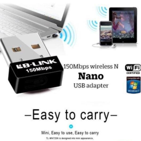 Bảng giá (Xả Hàng) USB Thu Wifi Cho Máy Tính PC - Laptop Siêu Khỏe Phong Vũ