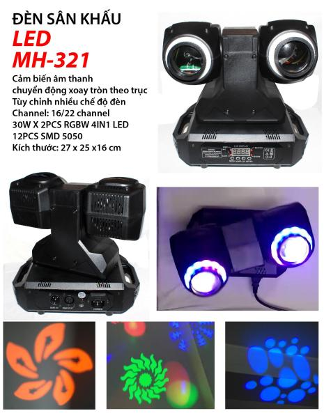 Đèn sân khấu Led MH-321